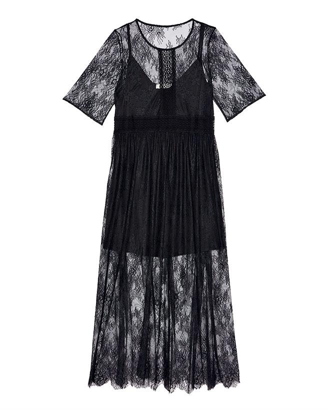 Что такое платье из полиамида