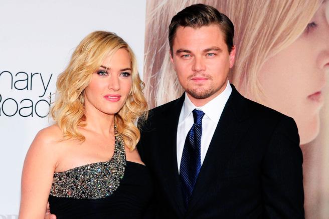 Кейт уинслет и леонардо ди каприо были женаты доктор хаус сезоны актеры