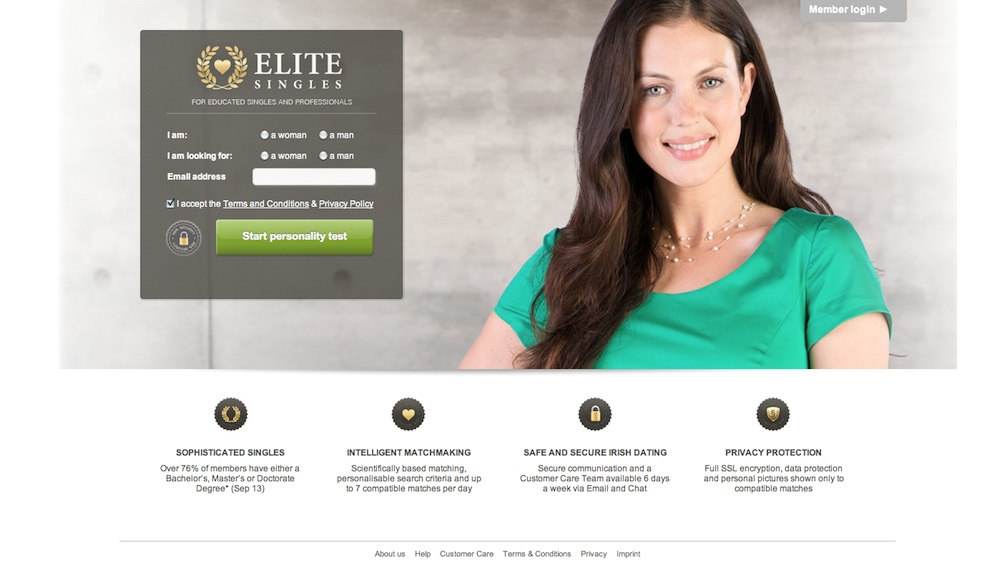 dating website high earners