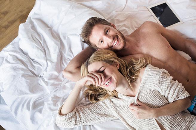 Гармоничные отношения в сексе