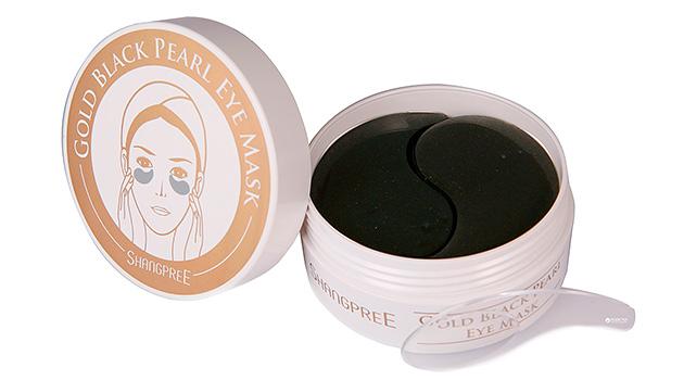 Gold Black Pearl Hydrogel Eye Masks отShangpree