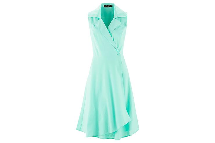Хлопковое платье, bpc bonprix collection, 2490 руб., www.bonprix.ru