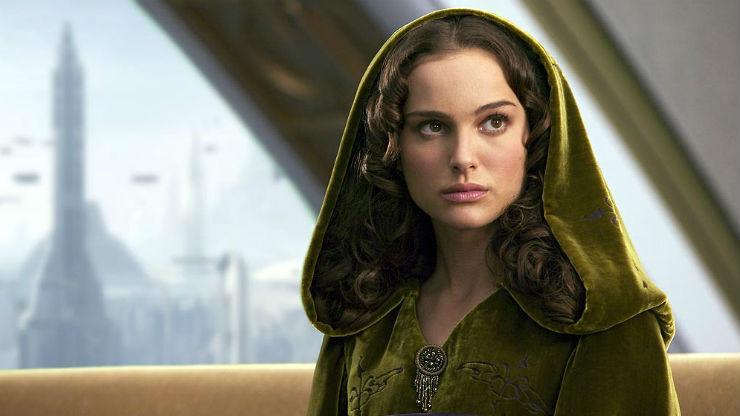 Натали Портман не желает демонстрировать сыну «Звездные войны»