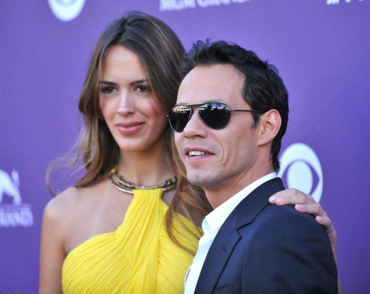 Дженнифер Лопес страстно поцеловала экс-супруга впроцессе Latin Grammy