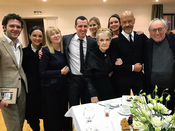 Федор Бондарчук иПаулина Андреева назначили дату свадьбы