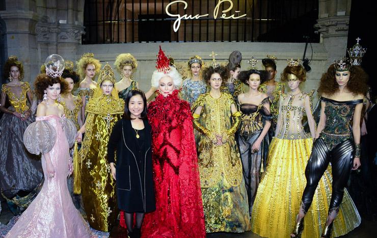 Guo Pei Haute Couture 2017