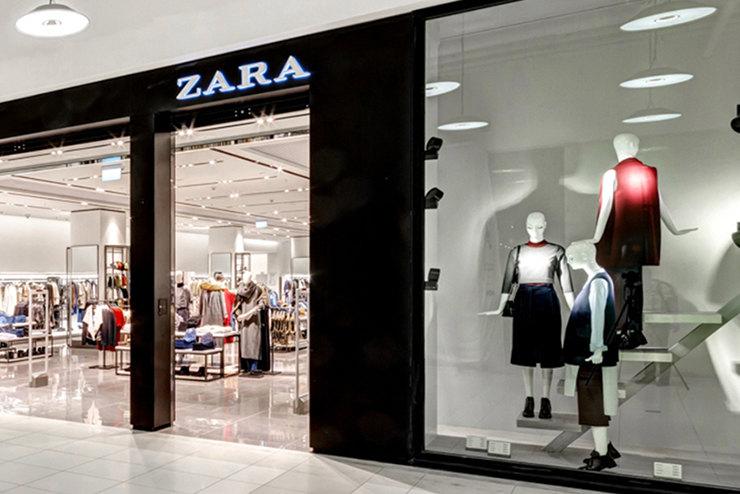 в платье Zara нашли мертвую мышь