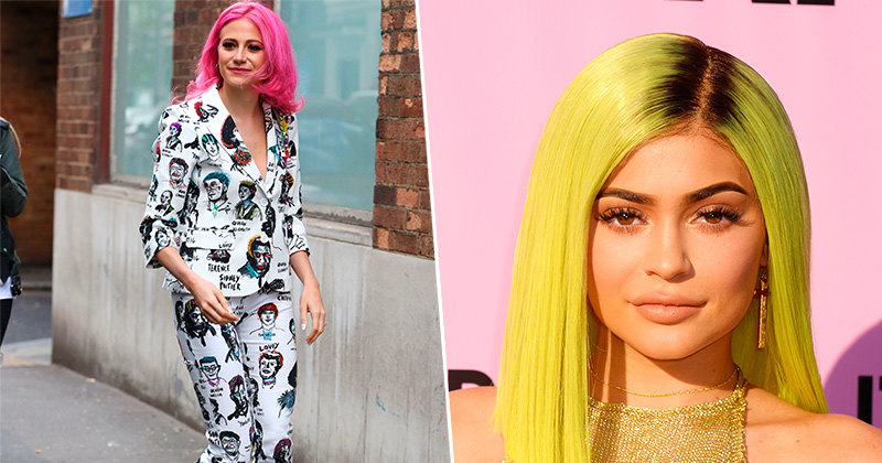 Это неон: 5 знаменитостей, которые перекрасили волосы вяркий цвет