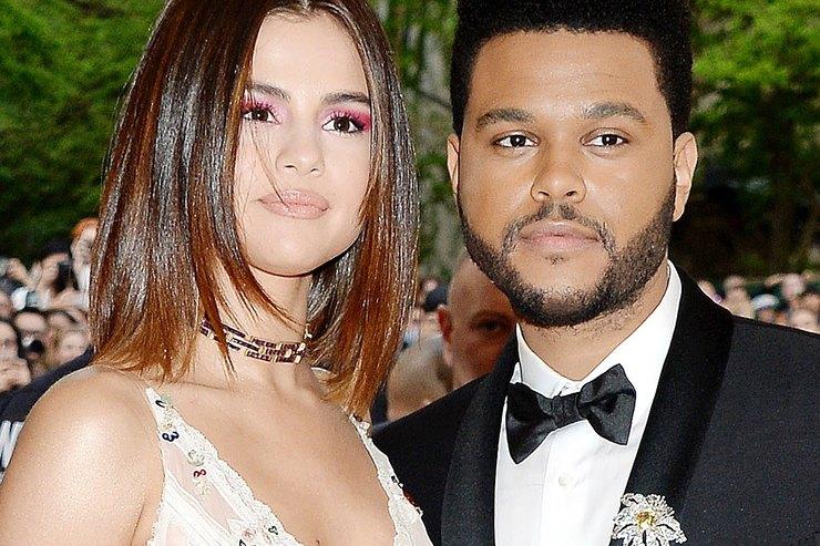 Бал Института костюма 2017: Селена Гомес иThe Weeknd дебютировали как пара