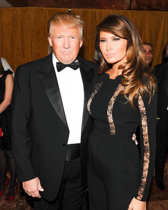 Обнаженная супруга Трампа появилась напервой полосе New York Post