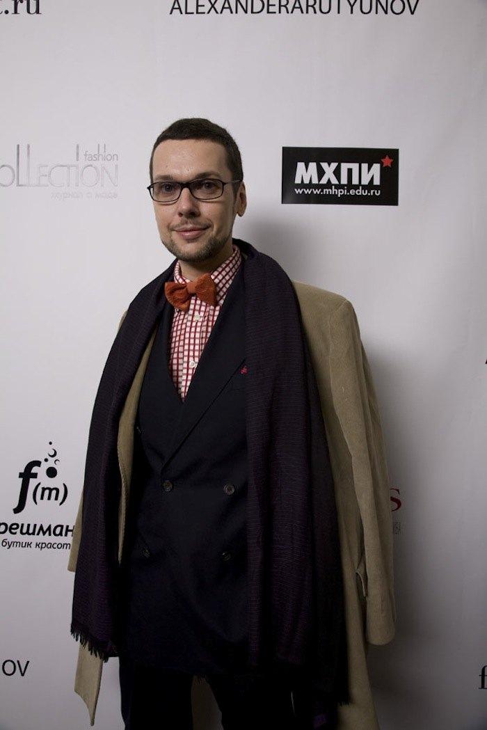 Alexander Arutyunov осень-зима 2012-13
