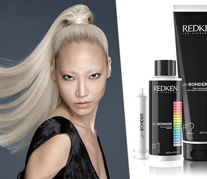 В салонах «Персона LAB» появилась новая услуга длявосстановления волос Redken