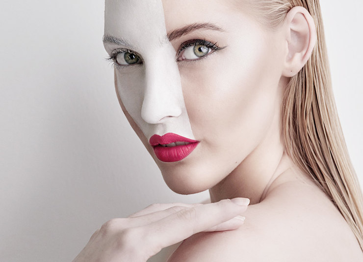 Отбеливающие и сужающие поры маски для жирной кожи