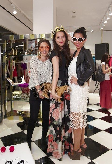 Камилла, Лиза иСаба (Alice & Olivia)