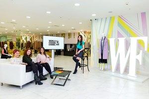 «Модная лотерея c Grazia» на канале World Fashion: яркие цвета