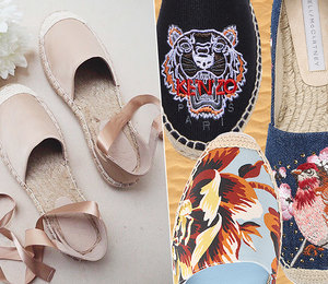Эспадрильи: как чистить игде покупать самую летнюю обувь