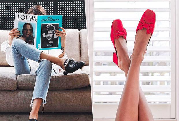 Пятки засверкали: 10 пар универсальной иочень модной обуви налето