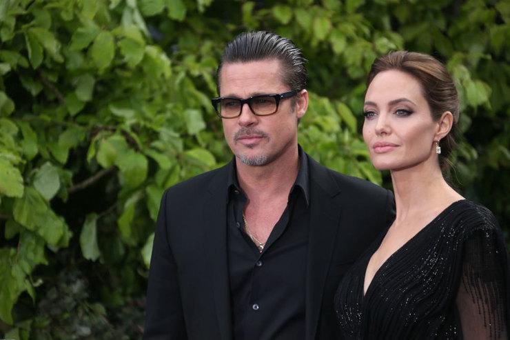Стало известно, зачем Джоли поселилась пососедству сПиттом