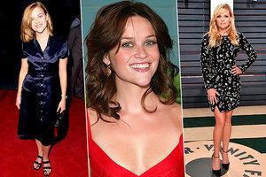 Восхождение блондинки: модные метаморфозы Риз Уизерспун с 1996-го по 2017 год