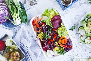 Фестиваль здоровой еды  HOW TO GREEN