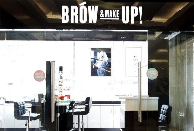 В Brow Up! Lotte Plaza появилась услуга уникального микроблейдинга PhiBrows