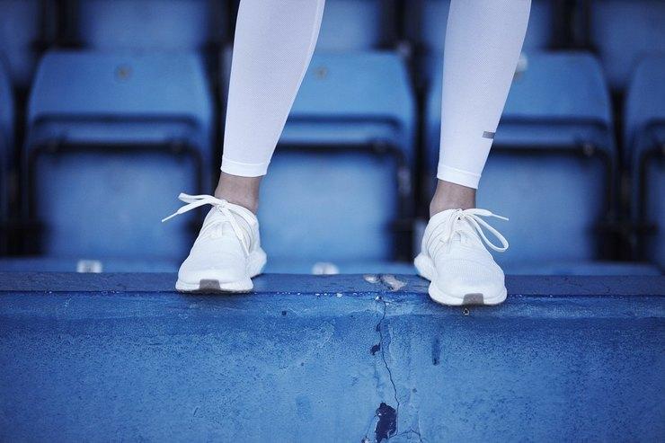 Wow! Идеальные кроссовки adidas х Stella McCartney изпереработанного пластика