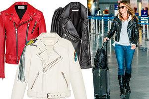 Косая сажень: 5 модных курток-косух, на которые стоит потратиться