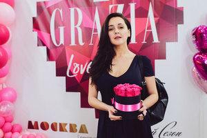 Мария Шумакова и Ингрид Олеринская на Grazia Love Day