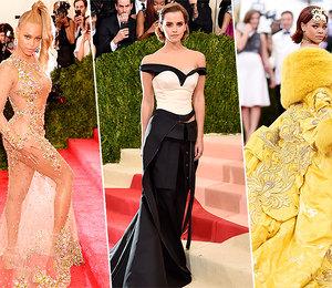 На острие моды: 15 лучших платьев сMet Gala запоследние 15 лет