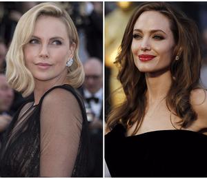 Не поделили: Шарлиз Терон иАнджелина Джоли объявили друг другу «войну»