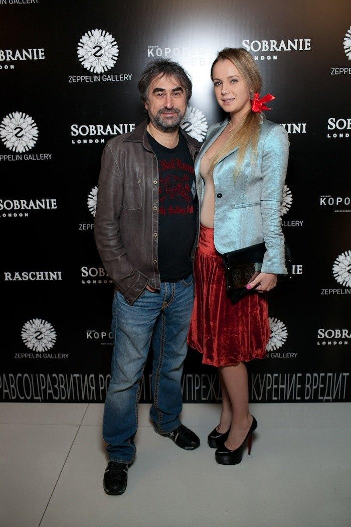 Александр иАнна Толмацкие