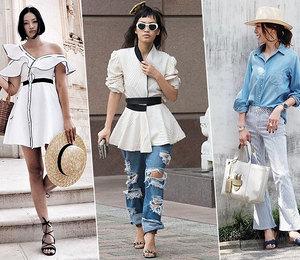 Модный Восток: 7 азиатских фэшн-блогеров сбезупречным стилем