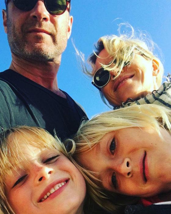 Наоми Уоттс иЛив Шрайбер распрощались после 11 лет отношений